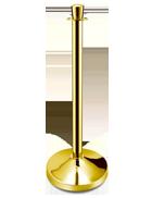 Gold Bollard (per single bollard)