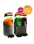 Slushie/Cocktail Machine Package 4
