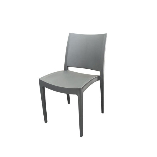 Grey Premium Plastic Chair Chair Hire Co