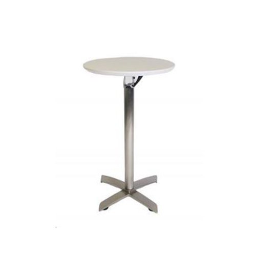 White Top Bar Table Chair Hire Co