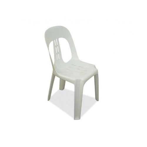 White plastic chair chair hire co - Witte plastic stoel ...