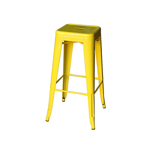 Tolix Stool Yellow Chair Hire Co