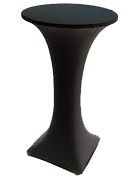 Black Lycra Sock