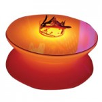 Glow Rounded Coffee Table