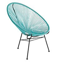 Acapulco Chair Turquoise