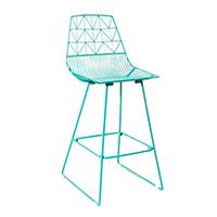 Black Wire Stool Black Arrow Stool Chair Hire Co