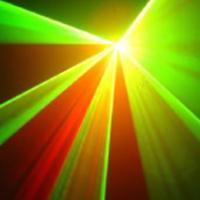 Multi Coloured Laser